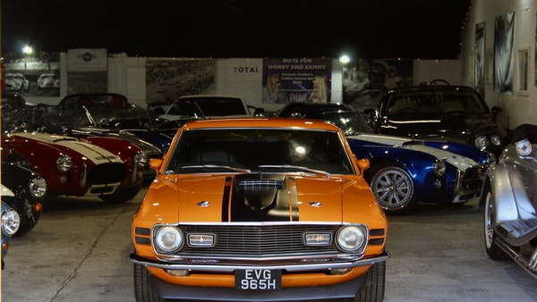 1970 Ford Mustang Mach 1 For Sale (picture 8 of 109)