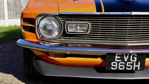 1970 Ford Mustang Mach 1 For Sale (picture 61 of 109)