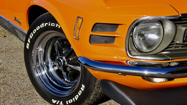 1970 Ford Mustang Mach 1 For Sale (picture 58 of 109)