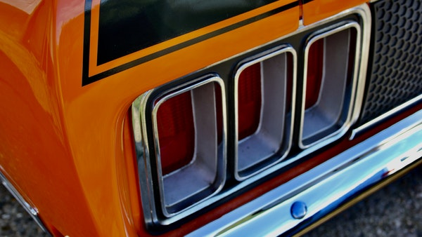 1970 Ford Mustang Mach 1 For Sale (picture 73 of 109)