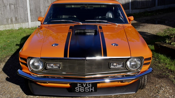 1970 Ford Mustang Mach 1 For Sale (picture 13 of 109)