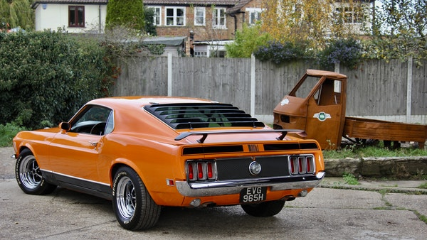 1970 Ford Mustang Mach 1 For Sale (picture 20 of 109)