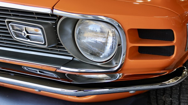 1970 Ford Mustang Mach 1 For Sale (picture 60 of 109)
