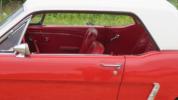 1964 Ford Mustang D Code For Sale (picture 63 of 105)