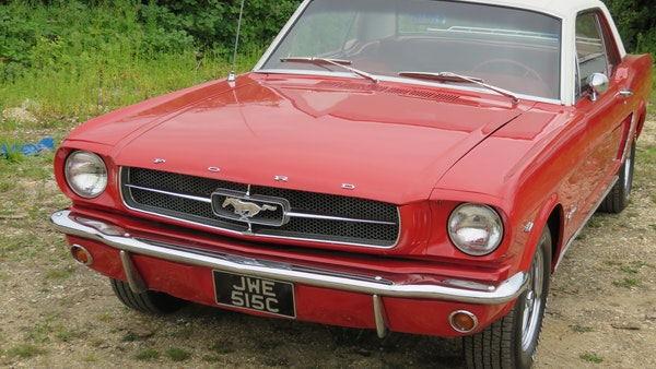 1964 Ford Mustang D Code For Sale (picture 24 of 105)