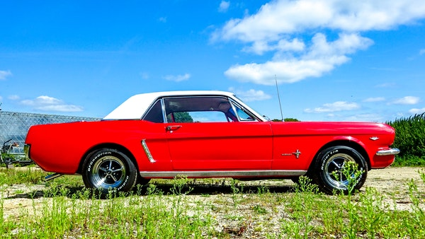 1964 Ford Mustang D Code For Sale (picture 17 of 105)
