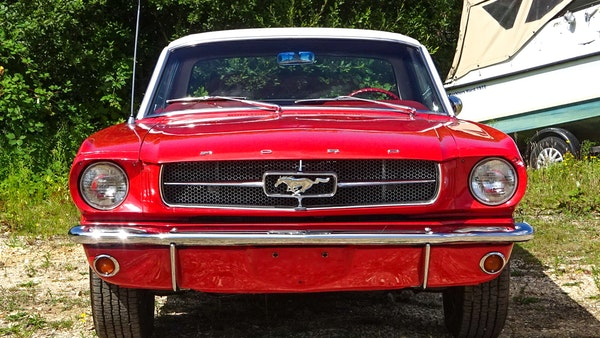 1964 Ford Mustang D Code For Sale (picture 22 of 105)