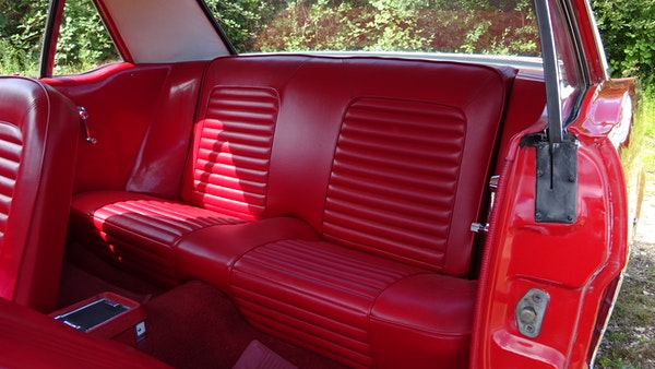 1964 Ford Mustang D Code For Sale (picture 47 of 105)