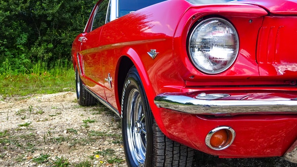 1964 Ford Mustang D Code For Sale (picture 64 of 105)