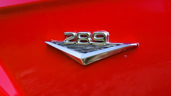 1964 Ford Mustang D Code For Sale (picture 71 of 105)