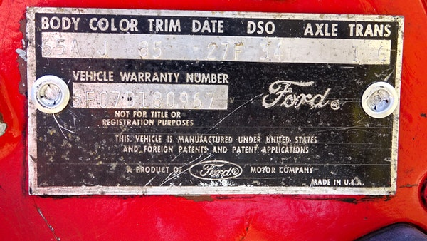1964 Ford Mustang D Code For Sale (picture 86 of 105)