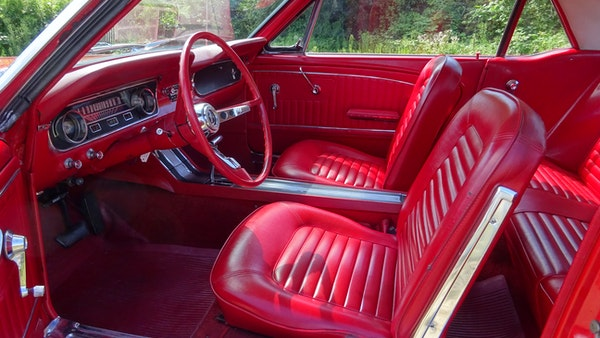 1964 Ford Mustang D Code For Sale (picture 29 of 105)