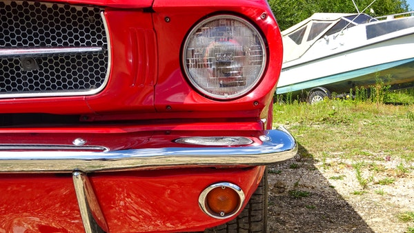 1964 Ford Mustang D Code For Sale (picture 66 of 105)