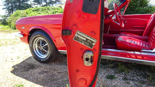 1964 Ford Mustang D Code For Sale (picture 55 of 105)