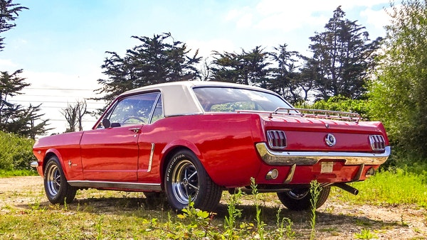 1964 Ford Mustang D Code For Sale (picture 8 of 105)