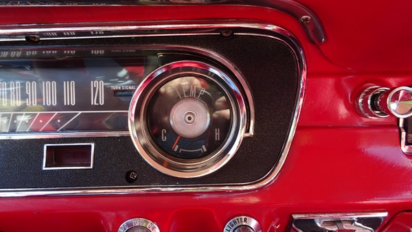 1964 Ford Mustang D Code For Sale (picture 34 of 105)
