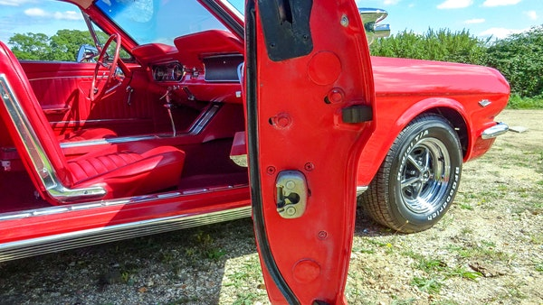 1964 Ford Mustang D Code For Sale (picture 54 of 105)