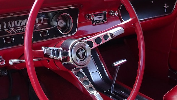 1964 Ford Mustang D Code For Sale (picture 32 of 105)