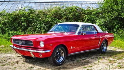 1964 Ford Mustang D Code