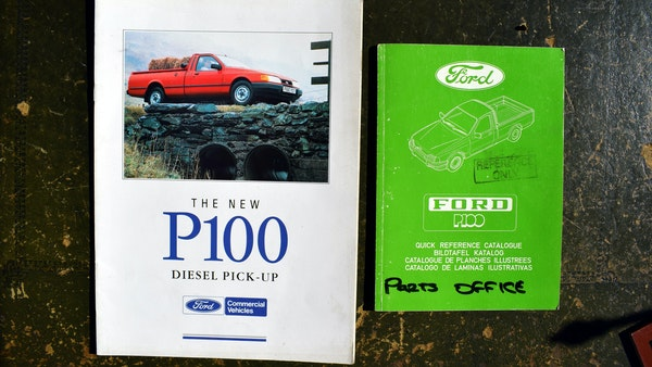 1990 Ford P100 3.5ltr V8 Pickup For Sale (picture 77 of 78)
