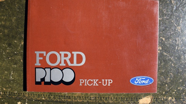 1990 Ford P100 3.5ltr V8 Pickup For Sale (picture 78 of 78)