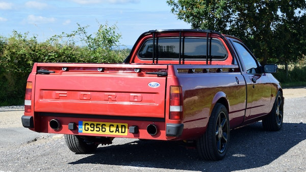 1990 Ford P100 3.5ltr V8 Pickup For Sale (picture 8 of 78)