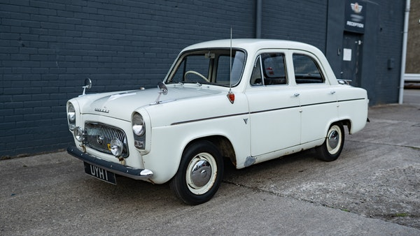 1958 Ford Prefect For Sale (picture 8 of 127)