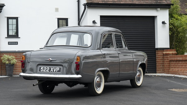 1960 Ford Prefect For Sale (picture 9 of 199)