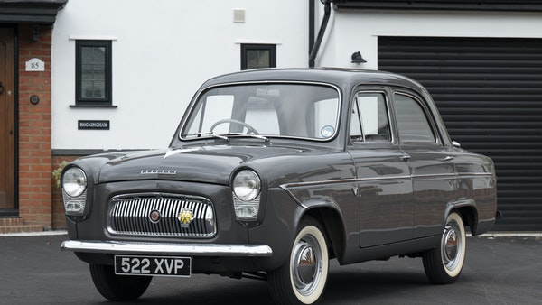 1960 Ford Prefect For Sale (picture 1 of 199)