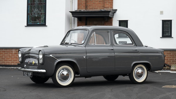 1960 Ford Prefect For Sale (picture 7 of 199)