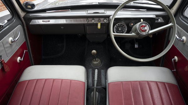 1960 Ford Prefect For Sale (picture 28 of 199)