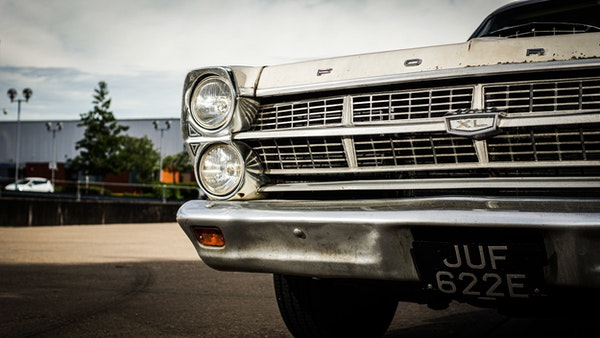 1967 Ford Ranchero '500XL' For Sale (picture 73 of 148)