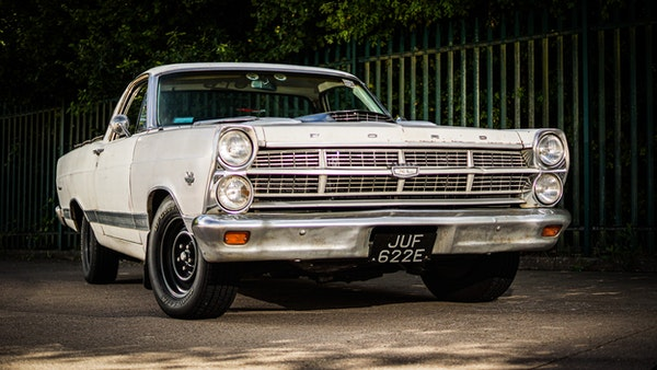 1967 Ford Ranchero '500XL' For Sale (picture 23 of 148)