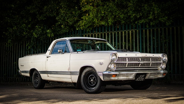 1967 Ford Ranchero '500XL' For Sale (picture 17 of 148)
