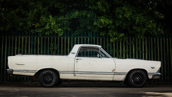 1967 Ford Ranchero '500XL' For Sale (picture 8 of 148)