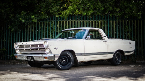 1967 Ford Ranchero '500XL' For Sale (picture 34 of 148)