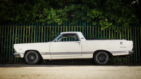1967 Ford Ranchero '500XL' For Sale (picture 14 of 148)