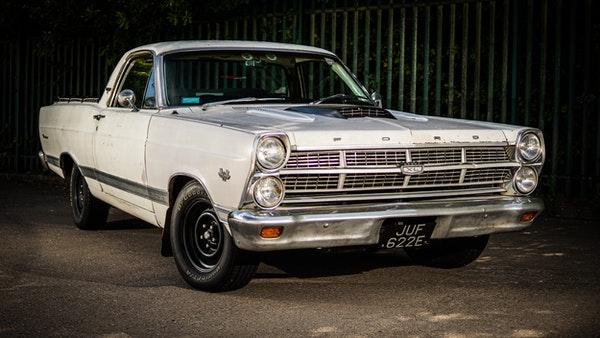 1967 Ford Ranchero '500XL' For Sale (picture 21 of 148)