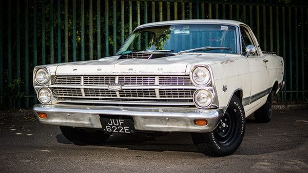 1967 Ford Ranchero '500XL' For Sale (picture 24 of 148)