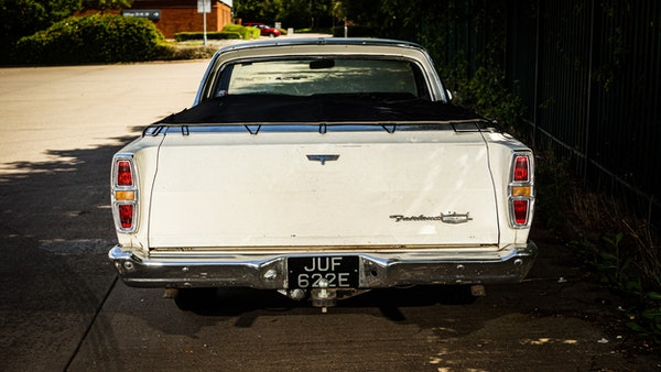 1967 Ford Ranchero '500XL' For Sale (picture 35 of 148)