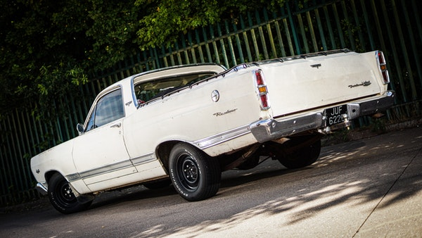 1967 Ford Ranchero '500XL' For Sale (picture 29 of 148)