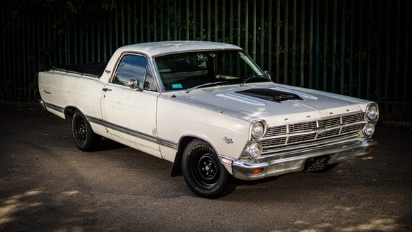 1967 Ford Ranchero '500XL' For Sale (picture 20 of 148)