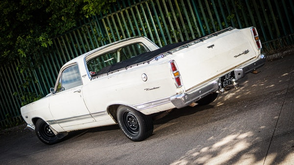 1967 Ford Ranchero '500XL' For Sale (picture 32 of 148)