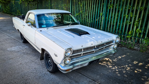 1967 Ford Ranchero '500XL' For Sale (picture 6 of 148)