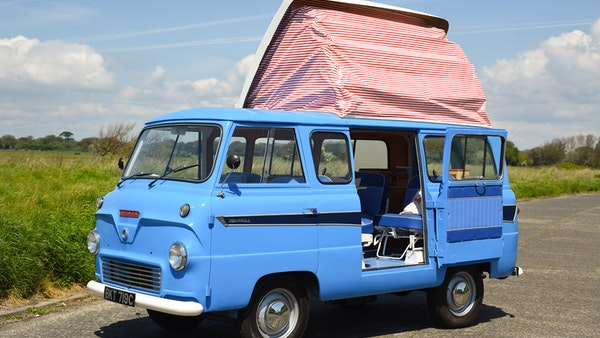 RESERVE LOWERED -1965 FORD THAMES 400e DORMOBILE For Sale (picture 35 of 139)