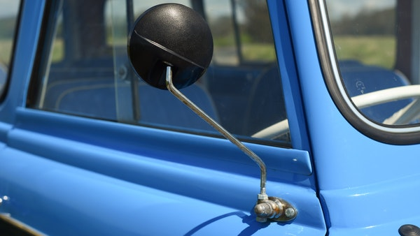 RESERVE LOWERED -1965 FORD THAMES 400e DORMOBILE For Sale (picture 94 of 139)