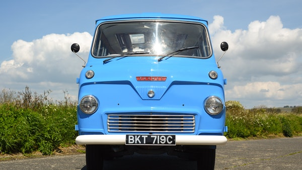RESERVE LOWERED -1965 FORD THAMES 400e DORMOBILE For Sale (picture 14 of 139)