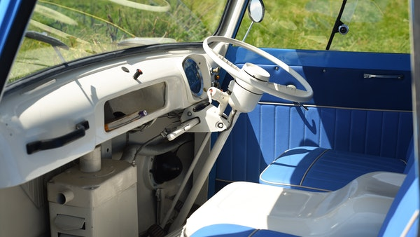 RESERVE LOWERED -1965 FORD THAMES 400e DORMOBILE For Sale (picture 48 of 139)