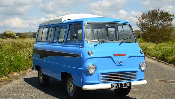 RESERVE LOWERED -1965 FORD THAMES 400e DORMOBILE For Sale (picture 9 of 139)