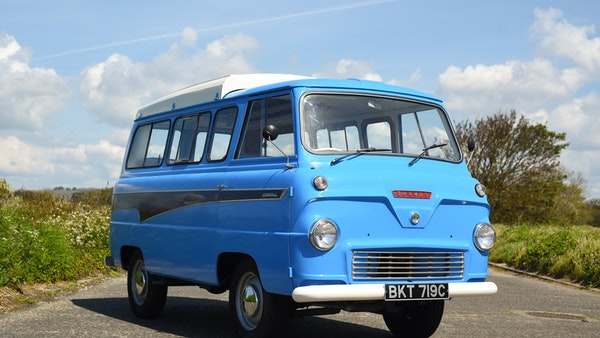 RESERVE LOWERED -1965 FORD THAMES 400e DORMOBILE For Sale (picture 15 of 139)